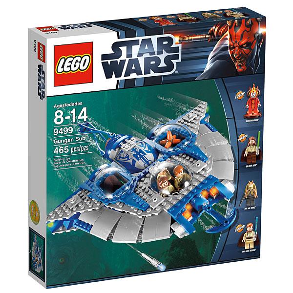 Star Wars Lego #7161 Gungan Sub