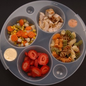 Weight Portion Control Plate