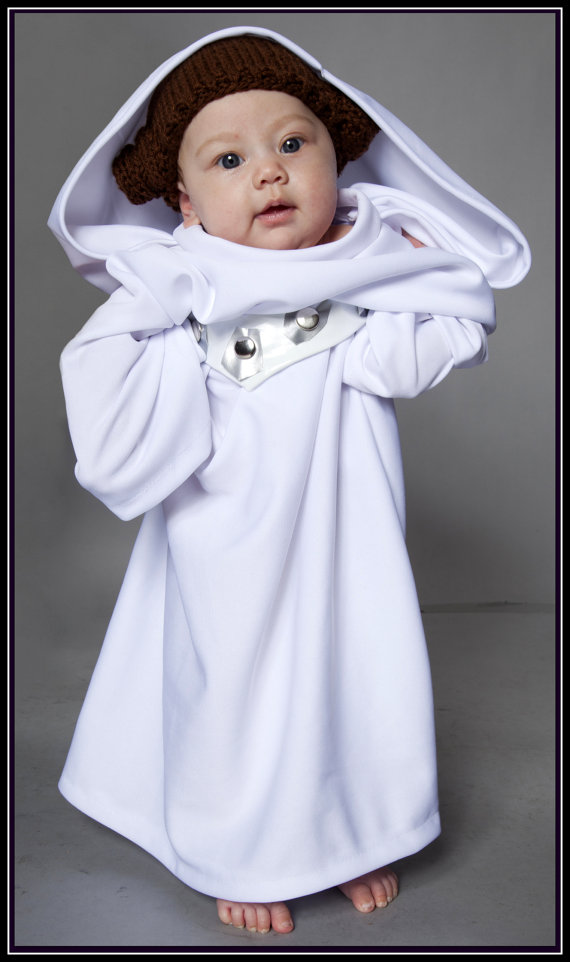 Star Wars Princess Leia Costume with Belt