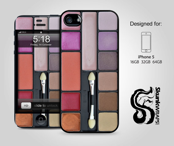 iPhone 5 Case – Makeup Set