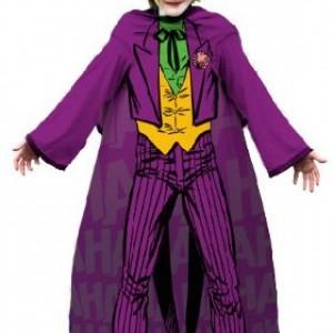 Batman Joker Comfy Cozy Blanket with Sleeves