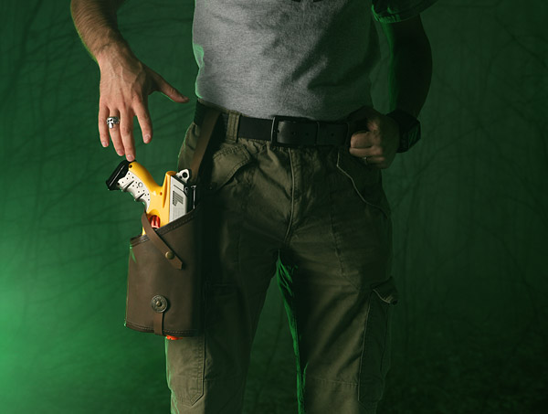 Maverick Leather Holster