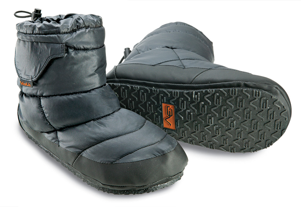 Heated Indoor/Outdoor Slippers