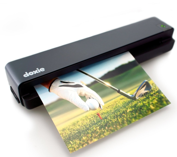 Standalone Paper Scanner