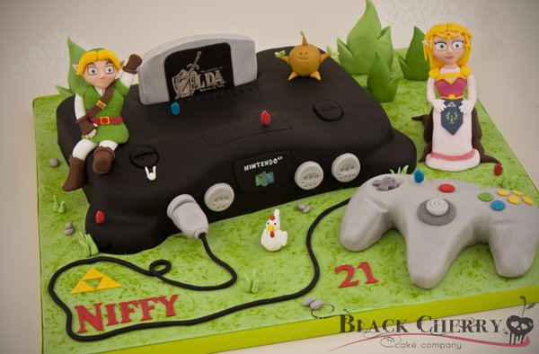 The Ocarina of Cake