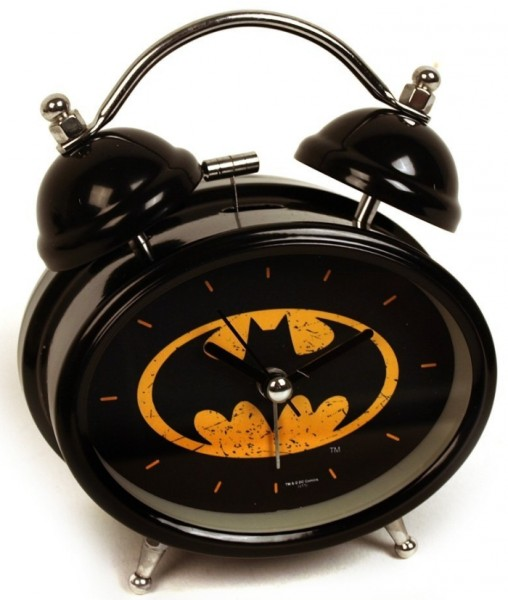 Batman Alarm Clock