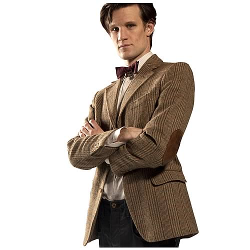 Doctor Who Eleventh Doctor's Jacket