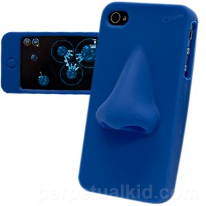 NOSE iPHONE CASE