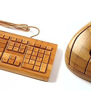 Esupply outs in Japan its new Bamboo keyboard and wireless mouse