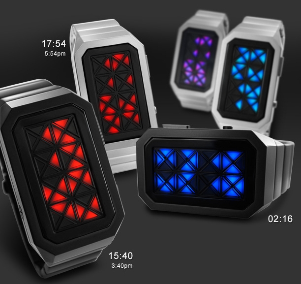 Adjust LED Watch