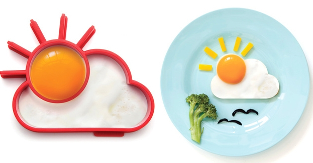 Wake Up With Silicone Egg Mold