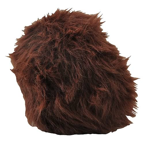 Star Trek Brown Tribble Replica Plush with Sound