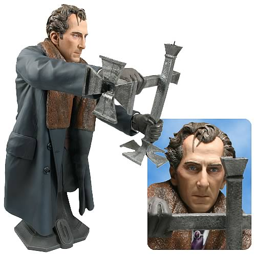 Hammer Horror Van Helsing Masterpiece Collection Bust