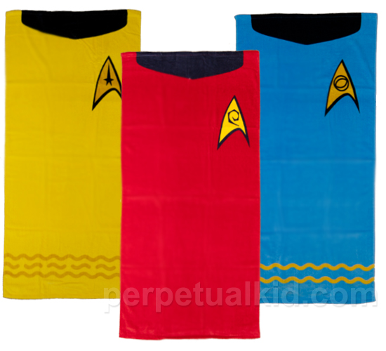 STAR TREK BEACH TOWEL