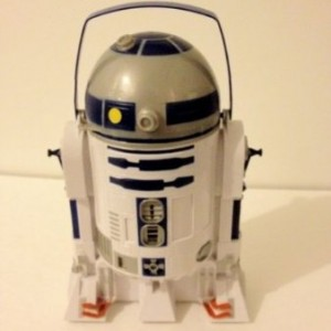 R2-D2 Plastic Popcorn Bucket