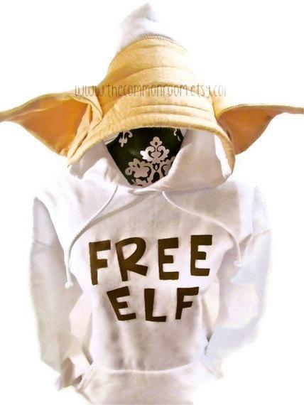 Sweatshirt Free Elf