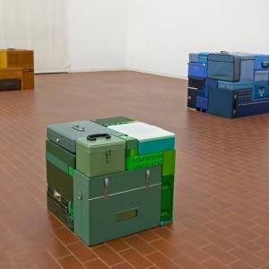 tetris sculptures