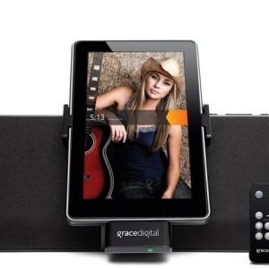Grace Digital MatchStick (GDI-GFD7200) Charging Speaker Dock for Kindle Fire
