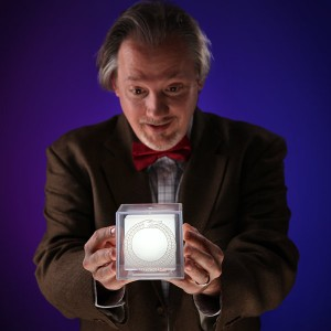Doctor Who Time Lord Psychic Container