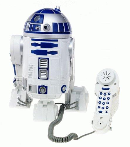 Star Wars R2D2 Novelty Phone