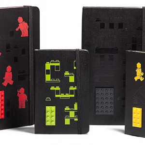 LEGO® Limited Edition Moleskine Notebooks