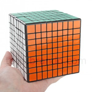 The Ultimate 9x9x9 IQ Cube