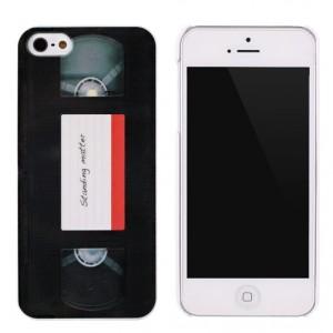Mars Design Print Video Tape iPhone 5 Case