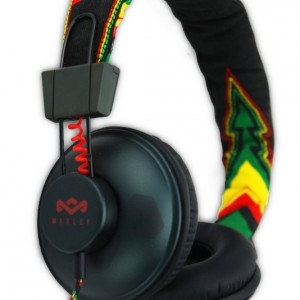 Positive Vibration - Jammin' On-Ear Headphone