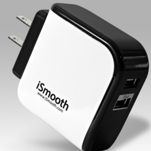 Fast Dual USB Wall Charger & Travel Charger for Apple Devices