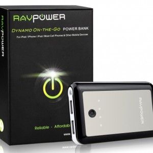 RAVPower® 7800mAh Power Bank External Charger Juice Pack