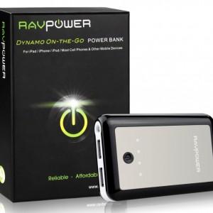 RAVPower® 7800mAh Power Bank External Charger Juice Pack