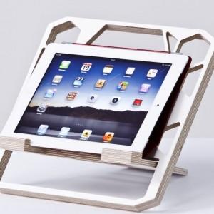 Ergonomic laptop / notebook stand
