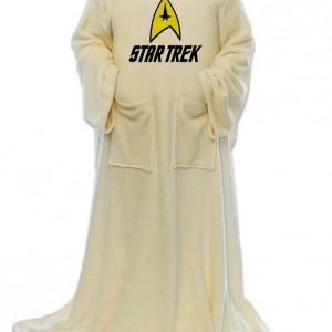 Star Trek Command Blanket Wrap