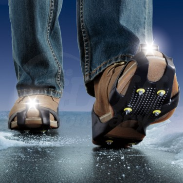 Perfect Solutions Ice Traction Men's Slip-Ons