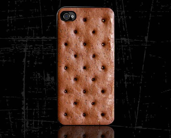 biscuit cake Iphone 5case