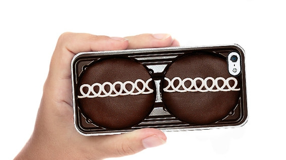 Chocolate Cupcake /Hard Case For iPhone 5