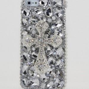 Luxury iphone 5 3D Swarovski Crystal Diamond