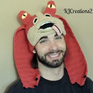 Fun character hat-newborn to adult