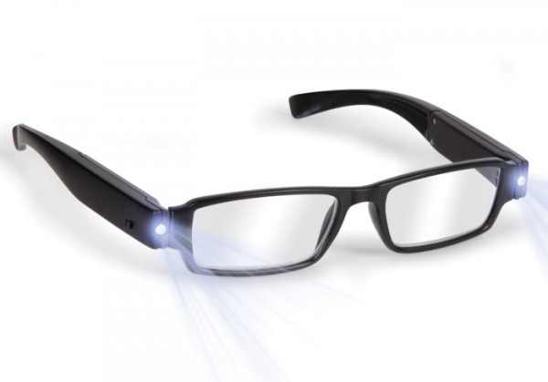 The Rechargeable LED Reading Glasses