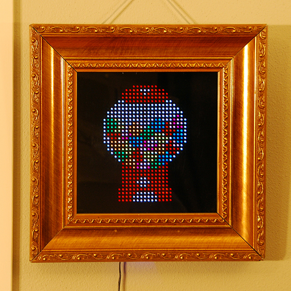 PIXEL Interactive Picture Frame