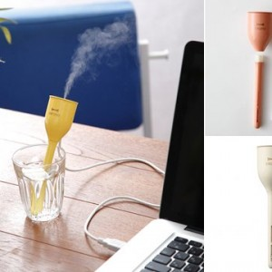 USB Tulip Stick Ultrasonic Humidifier