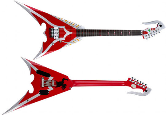 Flying Seven Ultraman Guitar