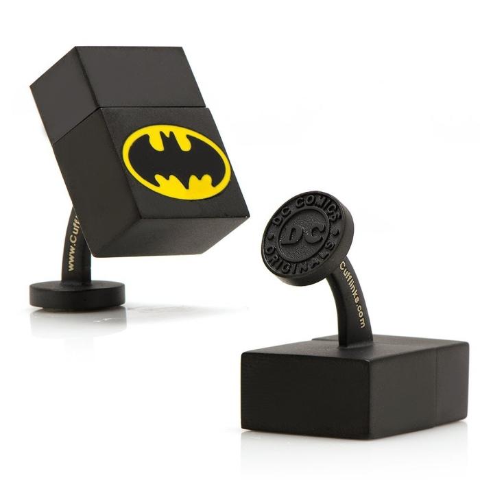 Batman USB Cufflinks