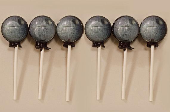 Star Wars Lollipops