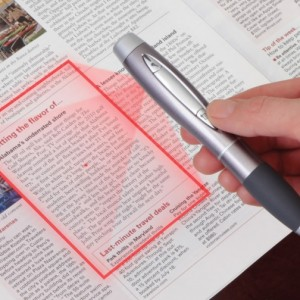 The Pen Sized Scanner