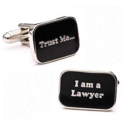 Lawyer Cufflinks