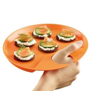 Snack Dish Small Talk