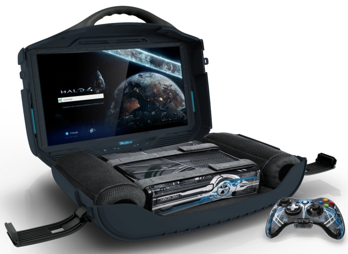 Halo UNSC Vanguard Personal Gaming Environment