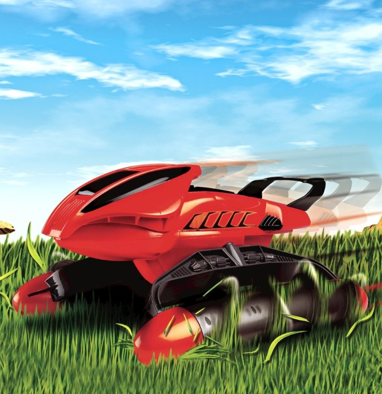 Hot Wheels RC Terrain Twister Vehicle