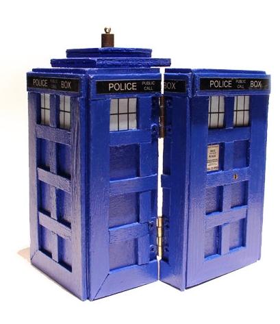 Dr. Who Tardis Box